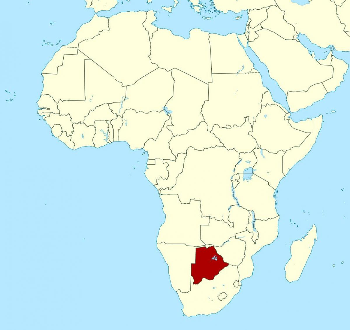 Botswana Afrique